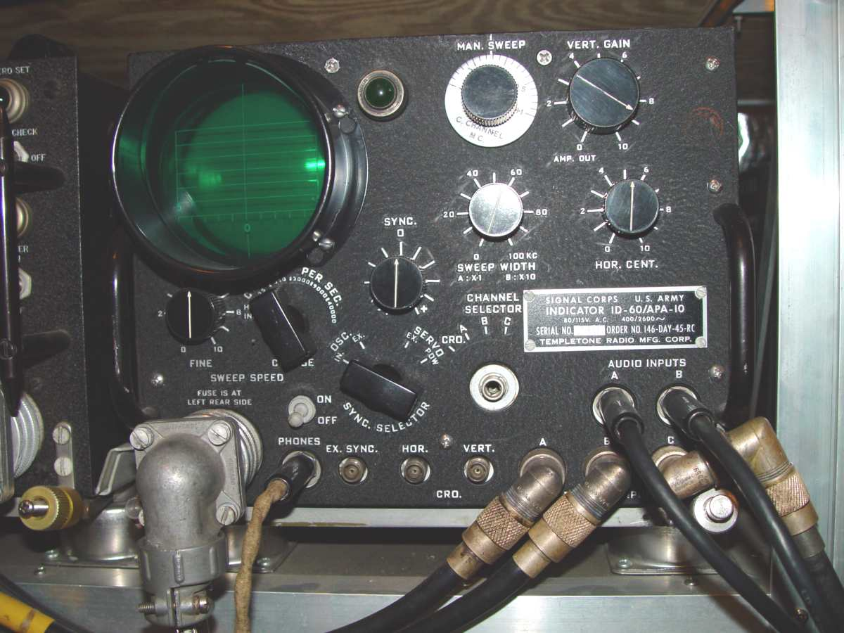 Wwii ecm surveillance equipment finally there is the apa 10 publicscrutiny Image collections