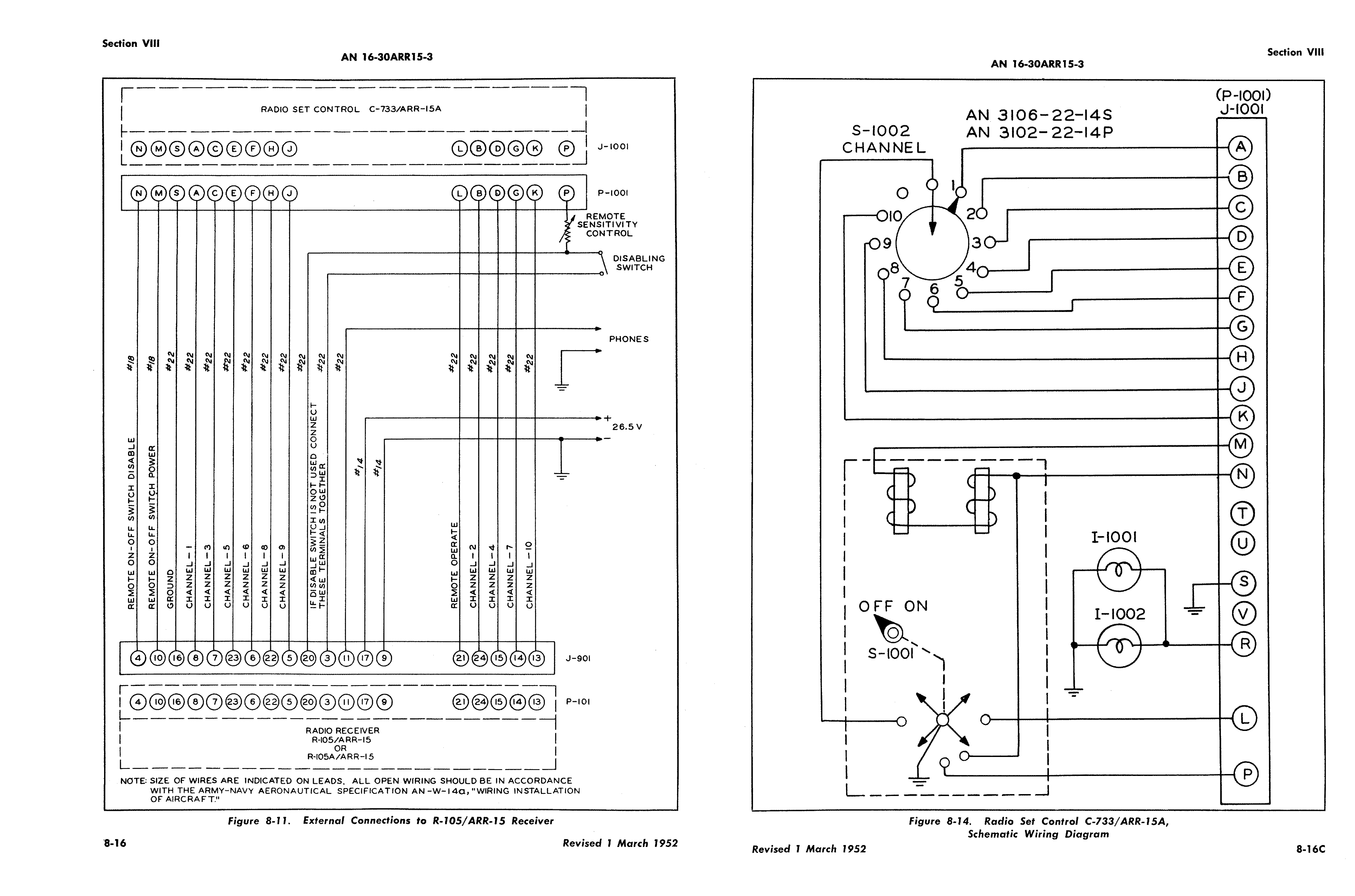 Arr 15 Schematics External Schematic This Is The Of Connections An