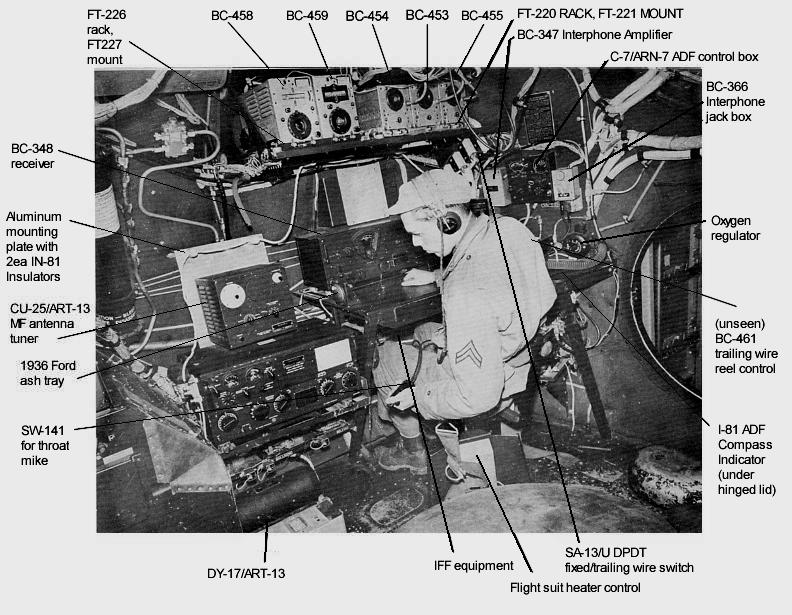 B 29_radio bendix mn 20e wiring diagram diagram wiring diagrams for diy car  at aneh.co